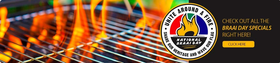 Find Specials | Braai Day Banner
