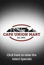 Find Specials || Cape Union Mart Back Pack Deals