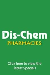Find Specials || Dischem Specials