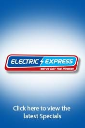 Find Specials || Electric Express Dedicated Link