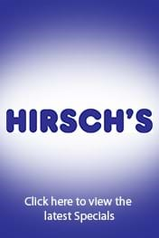 Find Specials || Hirsch Today you Save Specials