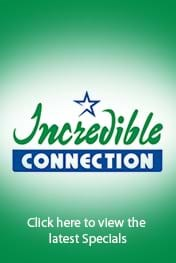 Find Specials || Incredible Connection Web Specials