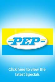 Find Specials || PEP Best Value Specials