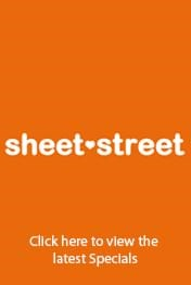 Find Specials || Sheet Street Great Christmas savings