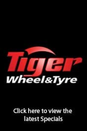 Find Specials || Tiger Wheel and Tyre Specials - Free Gift