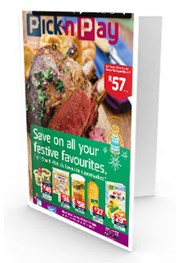 Find Specials || Pick n Pay Christmas Food Specials