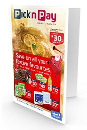 Find Specials || Pick n Pay Christmas savings