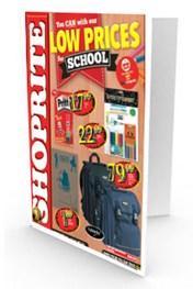 Find Specials || Low Prices For School - North West