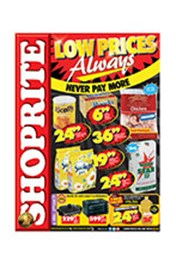 Find Specials || Shoprite Low Prices Always - Free State