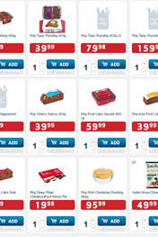Find Specials || Pick n Pay Online Christmas Desserts