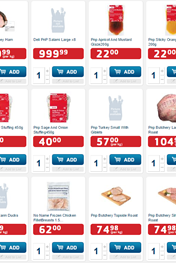 Find Specials || Pick n Pay Online Christmas Main Meals