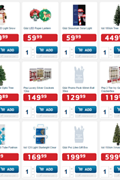 Find Specials || Pick n Pay Online Christmas Decor