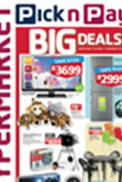 Find Specials || Pick n Pay Hypermarket Big Deals