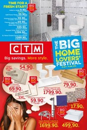 Find Specials || CTM Big Home Lovers Festival