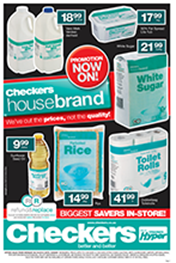 Find Specials || Checkers Housebrand Specials - Gauteng