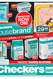 Find Specials || Checkers Housebrand Specials - Northern Cape