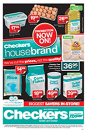 Find Specials || Checkers Housebrand Specials - Western Cape