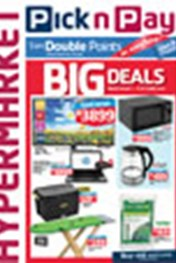 Find Specials || Pick n Pay Big Deals Catalogue