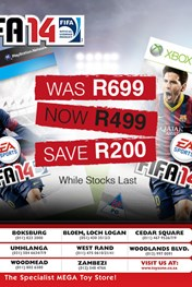 Find Specials || ToyZone FIFA2014 games specials