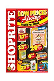 Find Specials || Shoprite Low Prices Always Specials - Limpopo