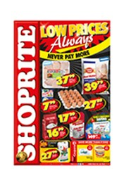 Find Specials || Shoprite Low Prices Always Specials - Eastern Cape