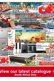 Find Specials || OK Furniture Christmas Specials