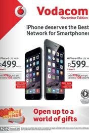 Find Specials || Vodacom November Deals Booklet