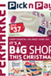 Find Specials || Pick n Pay Big Shop this Christmas Specials