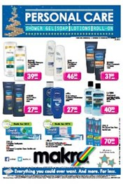 Find Specials || Makro Personal Care Catalogue
