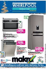 Find Specials || Makro Whirlpool Catalogue Specials