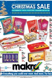 Find Specials || Makro Confectionery Catalogue