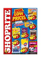 Find Specials || Shoprite More Low Prices More Christmas - Free State