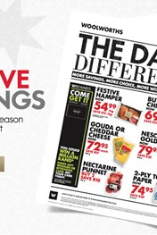 Find Specials || Woolworths Festive specials