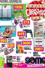 Find Specials || Game Unbeatable Christmas deals and Specials