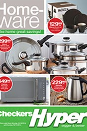 Find Specials || Checkers Homeware Specials - Gauteng