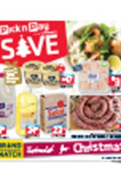 Find Specials || Pick n Pay Save this Festive Season