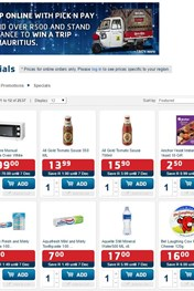 Find Specials || Pick n Pay Online Christmas Specials