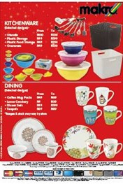 Find Specials || Houseware Clearance Sale at Makro