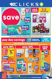 Find Specials || You pay less at Clicks Specials
