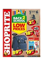 Find Specials || Back 2 School Specials - Mpumalanga