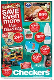 Find Specials || Checkers Christmas Specials - Eastern Cape