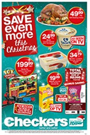 Find Specials || Checkers Christmas Specials - North West