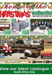 Find Specials || House and Home Christmas Specials Booklet