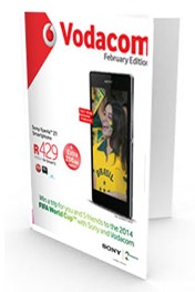 Find Specials || Vodacom Shop Deals Booklet