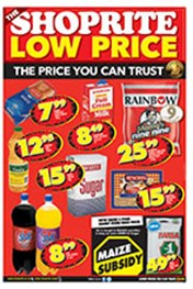 Find Specials || Shoprite Low Price Always - Western Cape