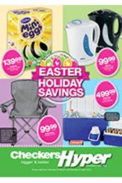 Find Specials || Checkers Easter Holiday Savings - North West