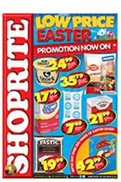 Find Specials || Shoprite Low Price Easter - Eastern Cape