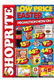 Find Specials || Shoprite Low Price Easter - KwaZulu-Natal