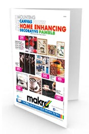Find Specials || Makro Canvases and Frames Catalogue