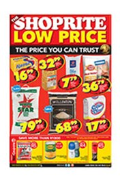 Find Specials || The Shoprite Low Price Specials - Eastern Cape